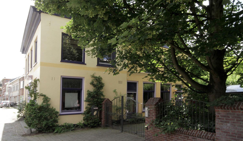 Adres Meridiaan Shiatsu, Otterstraat 96 in Utrecht